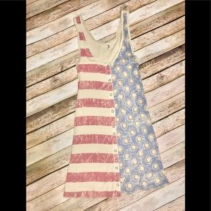 Spell And The Gypsy American Flag Dress.